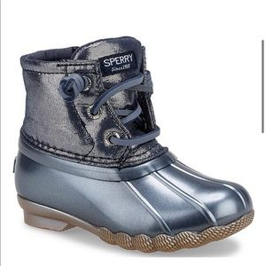 Sperry Girls' Saltwater Winter Boots STL163856